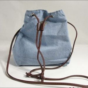 jean side bag Guess💎